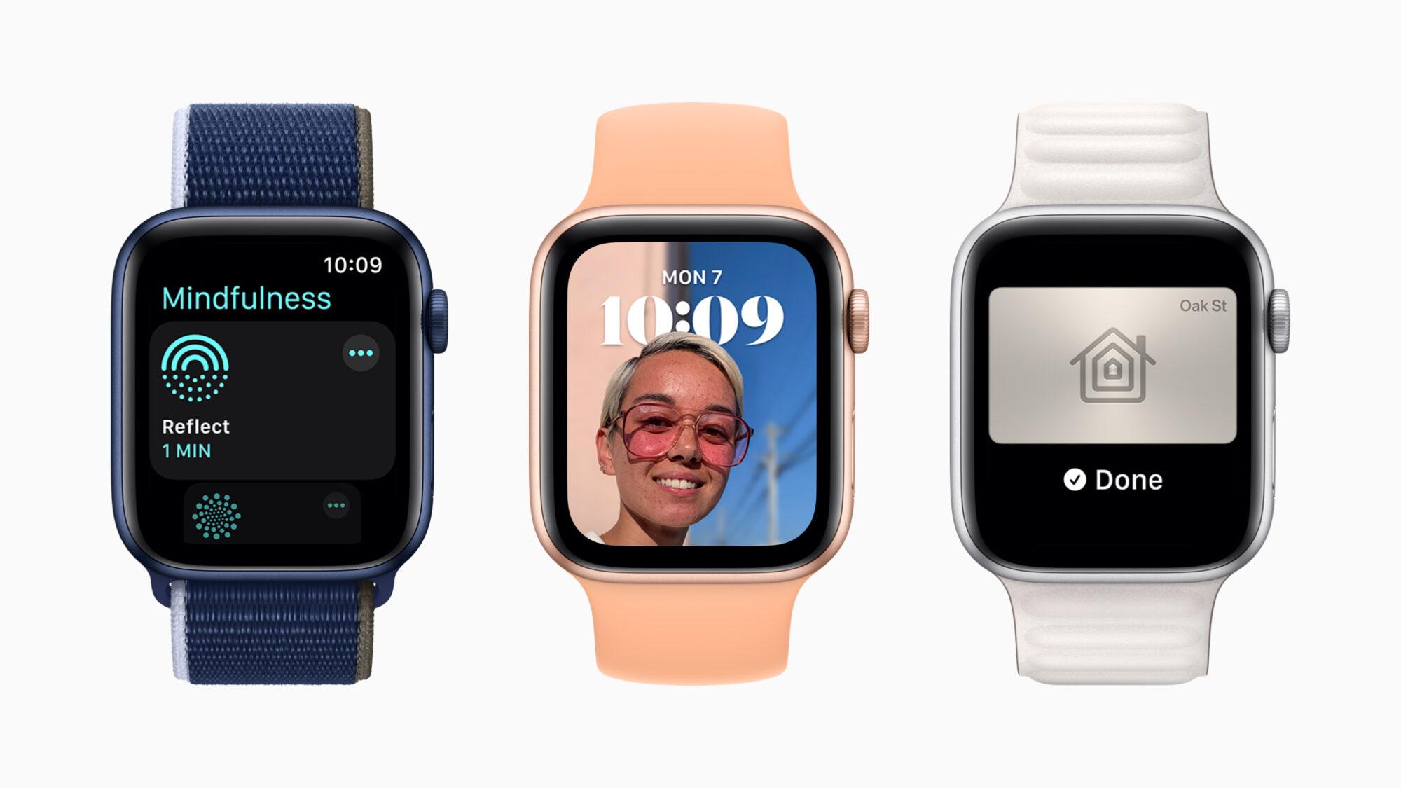 Apple haalt het doek van de volgende generatie besturingssystemen