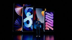 Apple Special Event September 2021