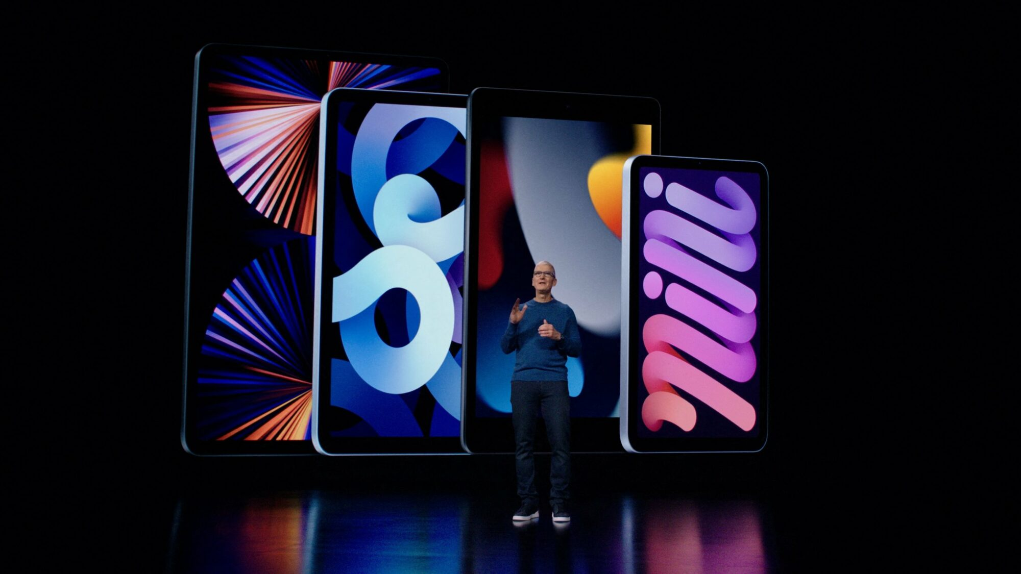 Apple Special Event September 2021: Moments forts